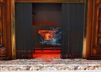 Electric Fireplace vs. Gas Fireplace | reComparison