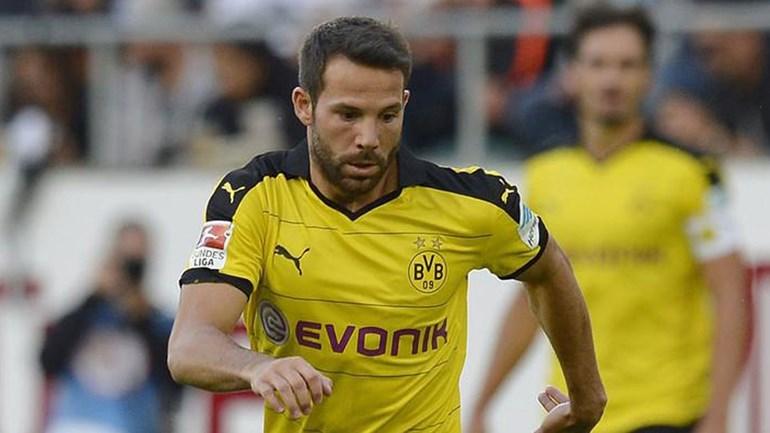 Dortmund segura Gonzalo Castro até 2020