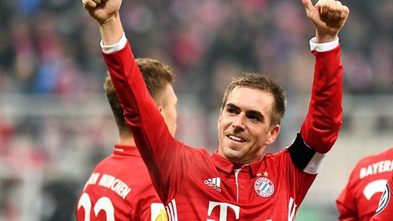 Lahm responsabiliza clubes pela falta de competitividade na Bundesliga