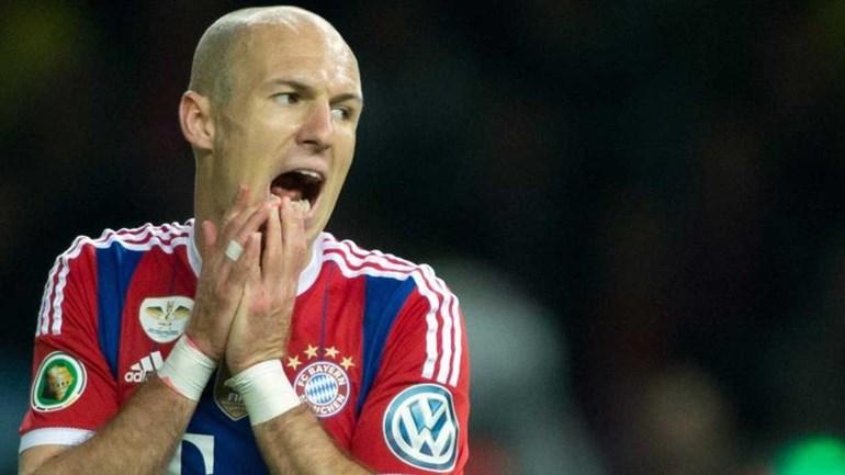Robben: « Quero estar seis meses sem fazer nada... e depois ajudar o Groningen»