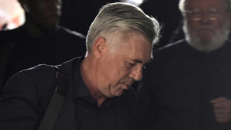 Beckham e a demissão de Ancelotti: «Adoro o Carlo. Para mim é um dos melhores»