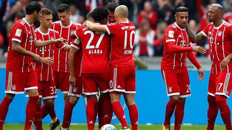 Bayern Munique treinava em segredo... sem Ancelotti