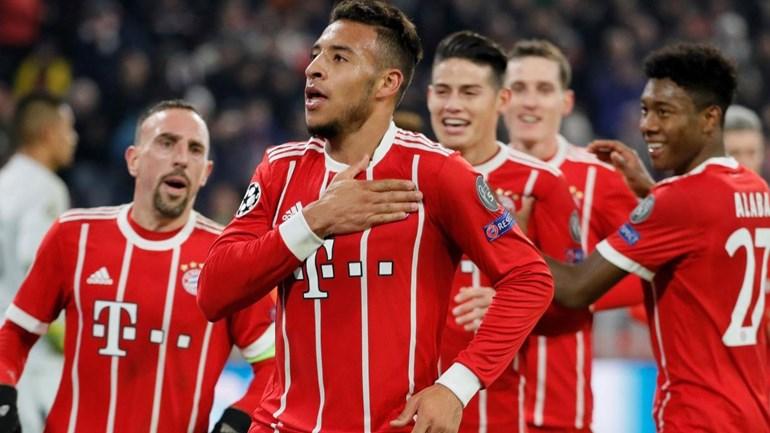 Grupo B: Bayern Munique vence mas não destrona PSG