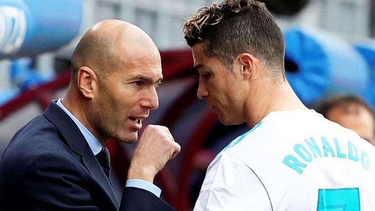 Zidane para Ronaldo: «Se confiares em mim podes prolongar a tua carreira por vários anos»
