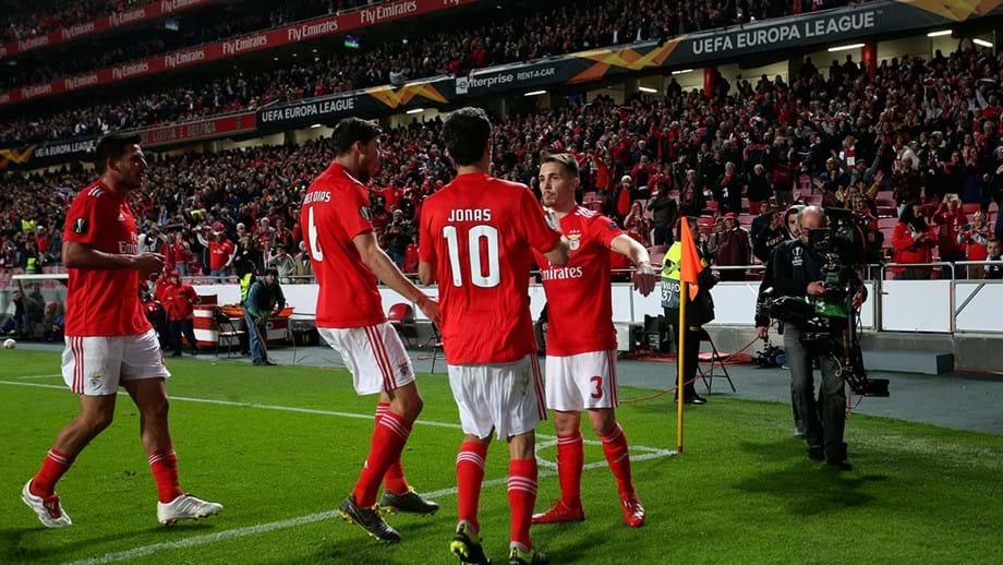 Benfica - dínamo zagreb