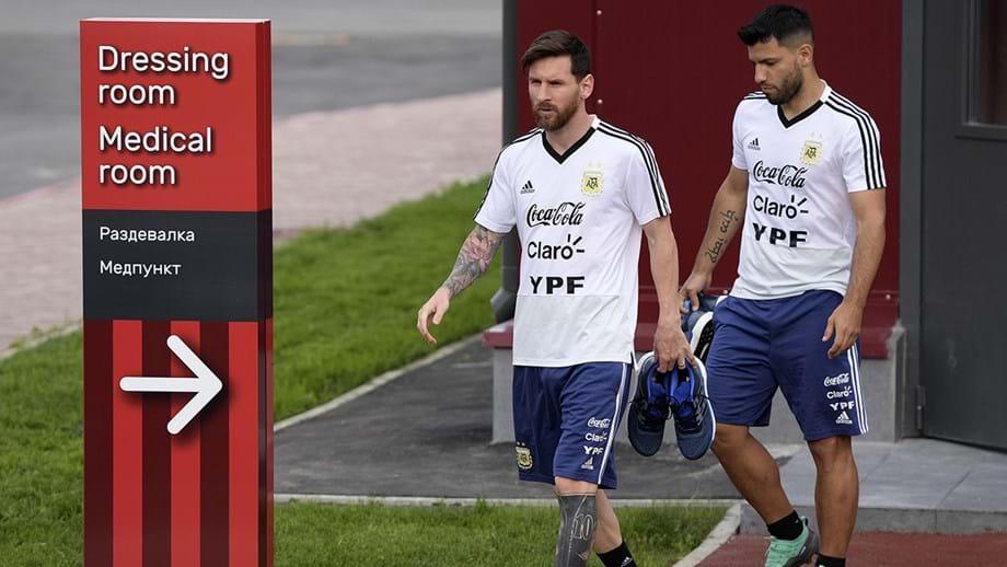 Agüero tira Ronaldo e Messi da luta pela Bola de Ouro