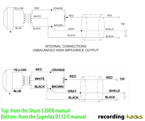 small resolution of shure mic wiring diagram wiring diagram todays cobra 29 mic wiring diagram shure sm58 wiring diagram