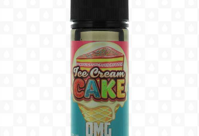 Ice Cream Cake By Vaper Treats E Liquid 100ml Short Fill Uk Vape
