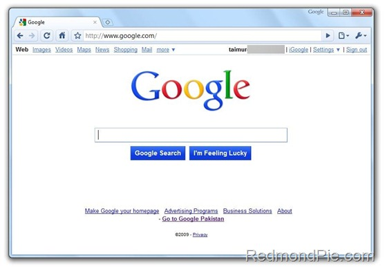 Try Out The New Google Search