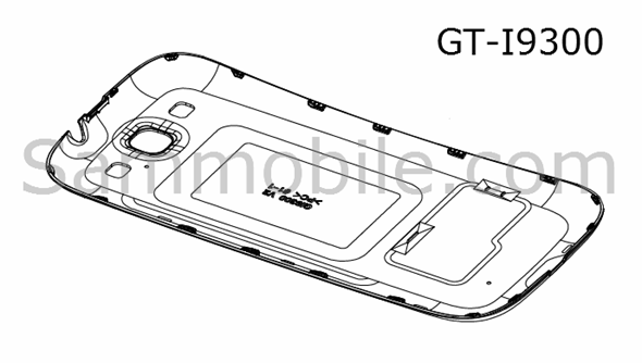 Leaked Galaxy S III Service Manual Outs Device's Design