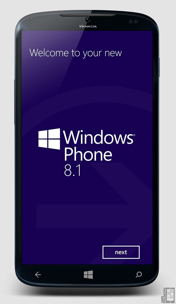 Windows 8.1 for phone