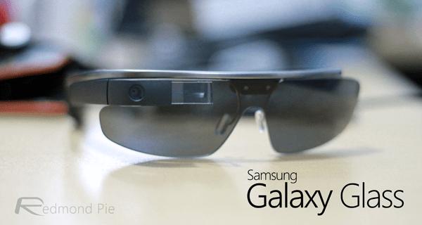 Galaxy Glass mockup