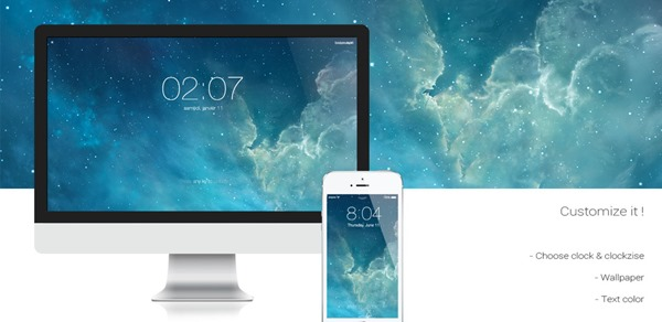Kde Animated Wallpaper How To Get Ios 7 Lock Screen Style Screensaver On Mac Os X