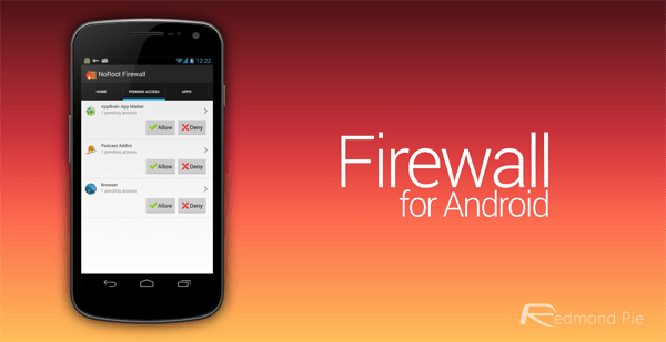 Firewall Android
