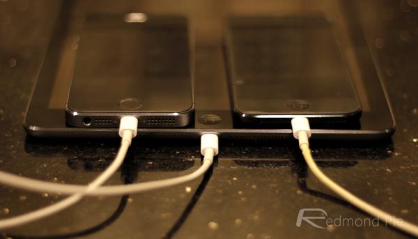 iOS battery Lightning