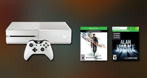 Microsoft Announces Xbox One Special Edition Quantum Break