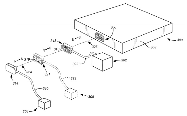 Apple Patent Allows Multiple Devices To Stack Connectors