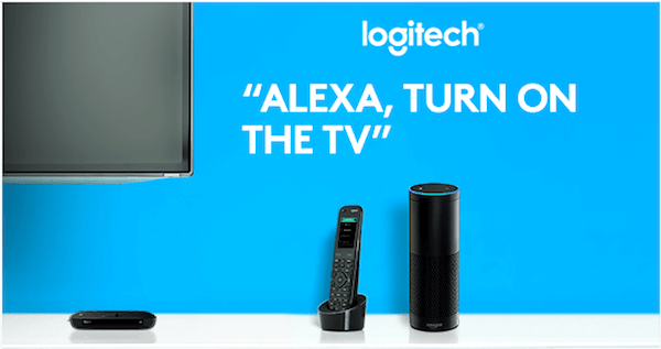 You Can Now Use Alexa To Control Your Logitech HarmonyConnected Entertainment Devices  Redmond Pie