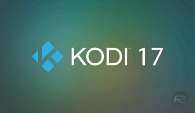 KODI 17.0