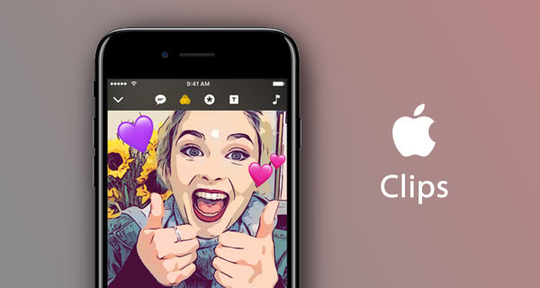 Image result for apple Clips