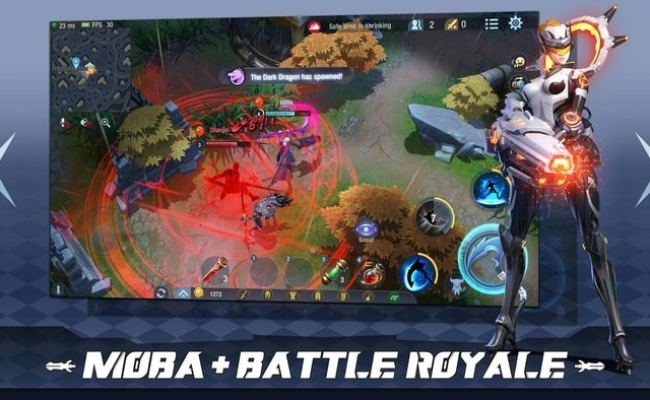 Survival Heroes Moba Battle Royale Mod Apk For Android Ios