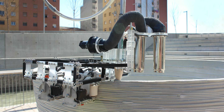 4 Einsatzmöglichkeiten für 3D-Druck-Drohnen oder -Robotern im Bauwesen
