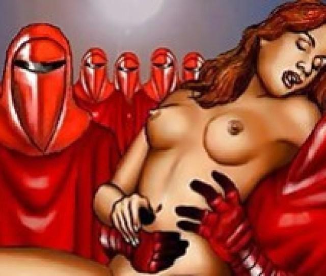 Star Wars Hentai Porn Parody