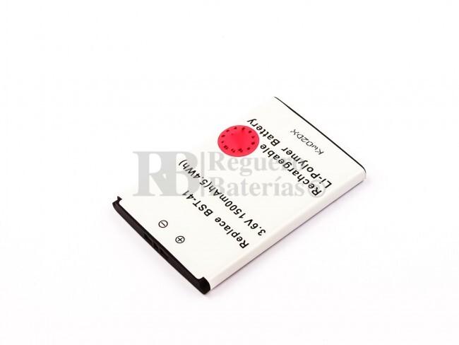Bateria X1, X10, para telefonos Sony Ericsson Li-Polymer