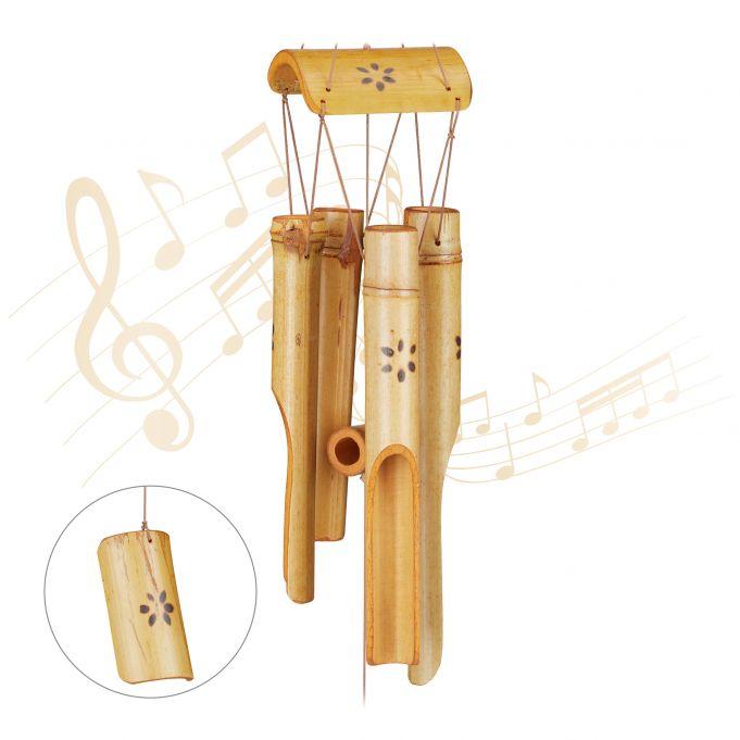 carillon a vent bambou