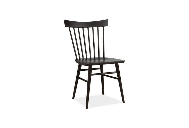10 Easy Pieces: Classic Can't-Go-Wrong Black Dining Chairs