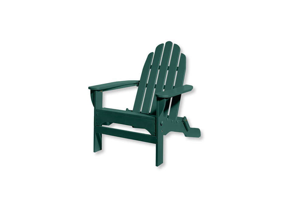 ll bean adirondack chairs novelty christmas chair covers object lessons the remodelista what we now consider classic is constructed with many slats and a rounded