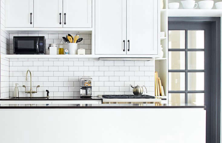kitchen counter stainless steel faucet with pull down spray 10 favorites architects budget countertop picks remodelista favorite countertops