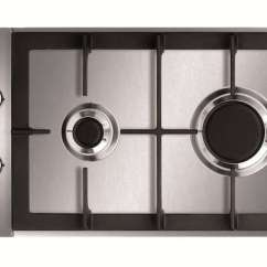 Best Small Kitchen Appliances Home Depot Storage Cabinets For Kitchens Remodelista S 10 Easy Pieces Fagor Metro Suite 12 Inch Gas Cooktop Compact Apartment Sized Stove
