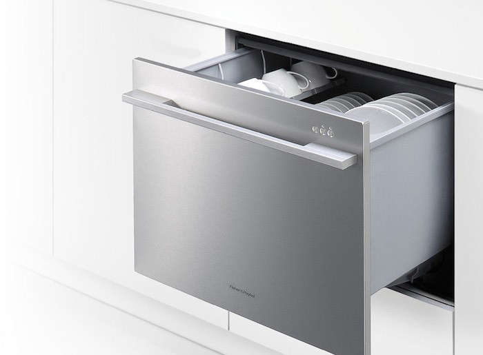 compact appliances for small kitchens kitchen trailer best remodelista s 10 easy pieces fisher paykel tall series semi integrated single dishwasher