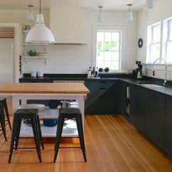 Soapstone Kitchen Metal Top Table Remodeling 101 Countertops Remodelista Goode Amagansett Countertop By Siosi Design