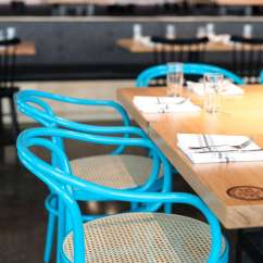 Bentwood Cane Seat Chairs Rocky Folding Outdoor Thonet Era Chair Hock Farm Restaurant With Turquoise Jpg