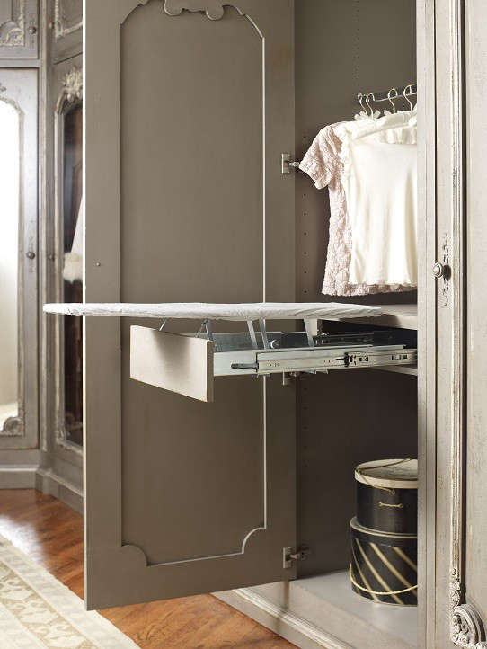 Design Sleuth 6 Sources for BuiltIn Ironing Boards
