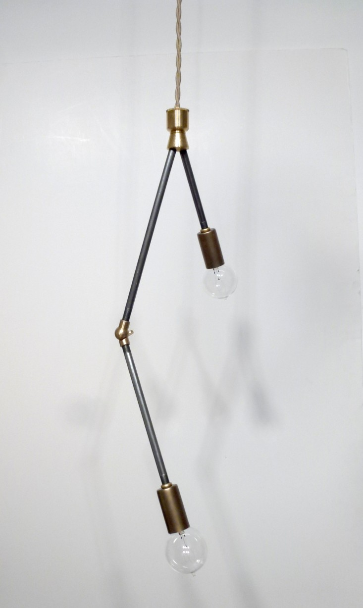 hight resolution of above presenting the lindsey adelman diy hanging pendant ideal for hanging over a small kitchen table or in a hallway or bathroom