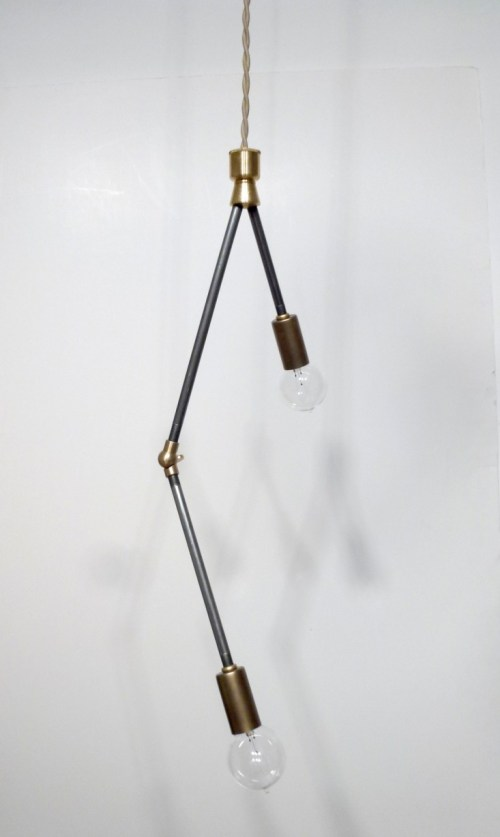 small resolution of above presenting the lindsey adelman diy hanging pendant ideal for hanging over a small kitchen table or in a hallway or bathroom