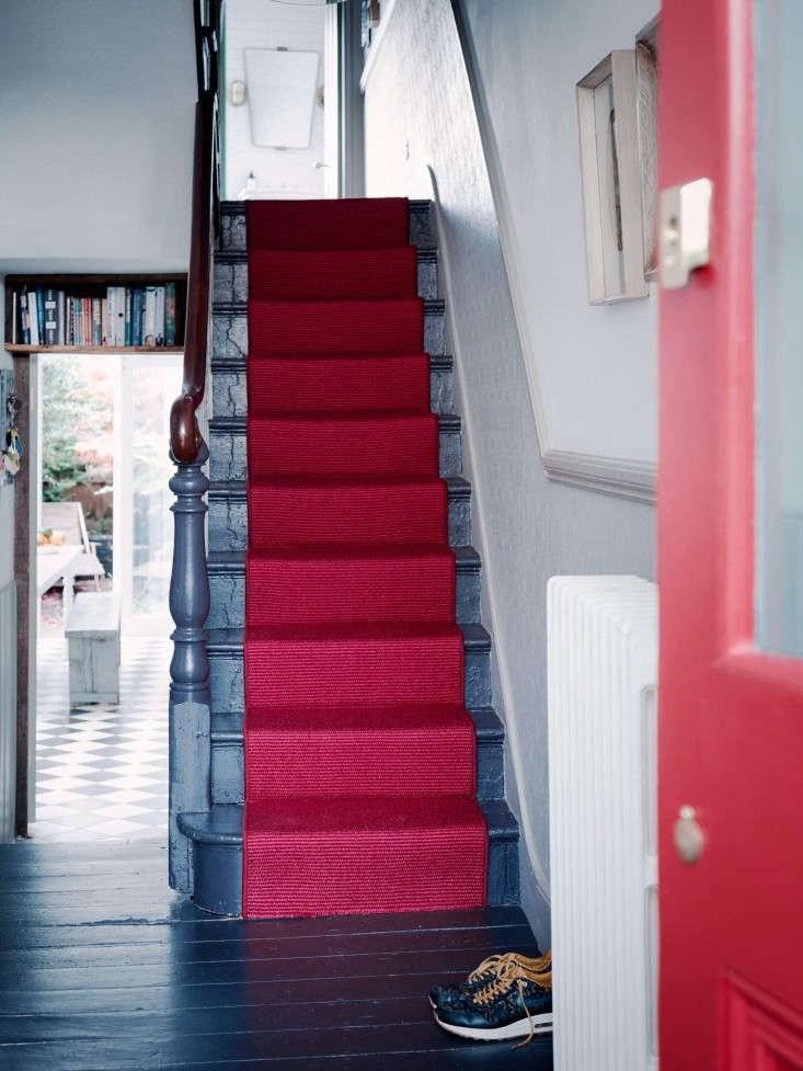 Remodeling 101 All About Stair Runners Remodelista   Stair Runners For Sale   Flooring   Stair Tread   Rug   Stair Carpet Runners   Tartan