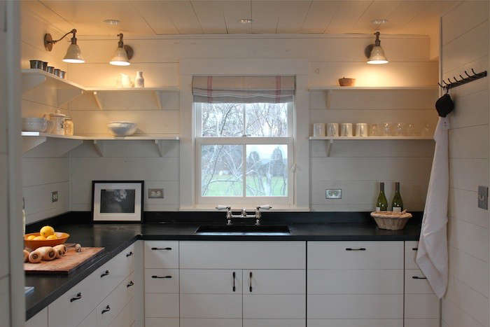 soapstone kitchen counters countertops options remodeling 101 remodelista narusawa harbor cottage with countertop