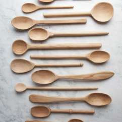 Kitchen Wooden Utensils Fisher Faucets Icons The Spoon And Other Staples From Sir Madam