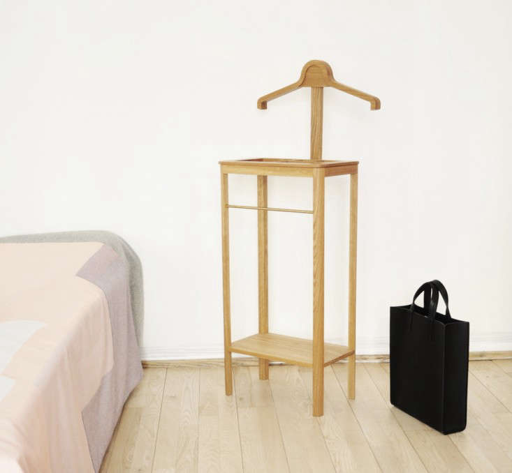 bedroom chair for clothes chicco clip on secret a valet keeps clutter at bay remodelista