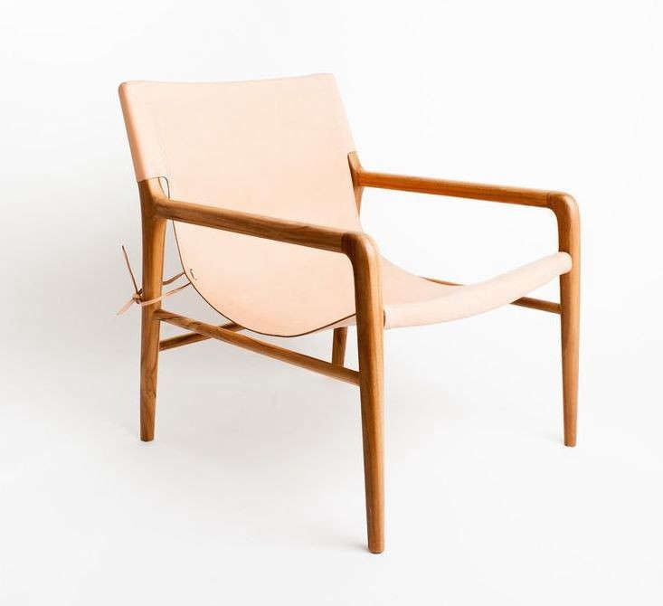 lounge chair leather gym canada 10 easy pieces the new pale remodelista