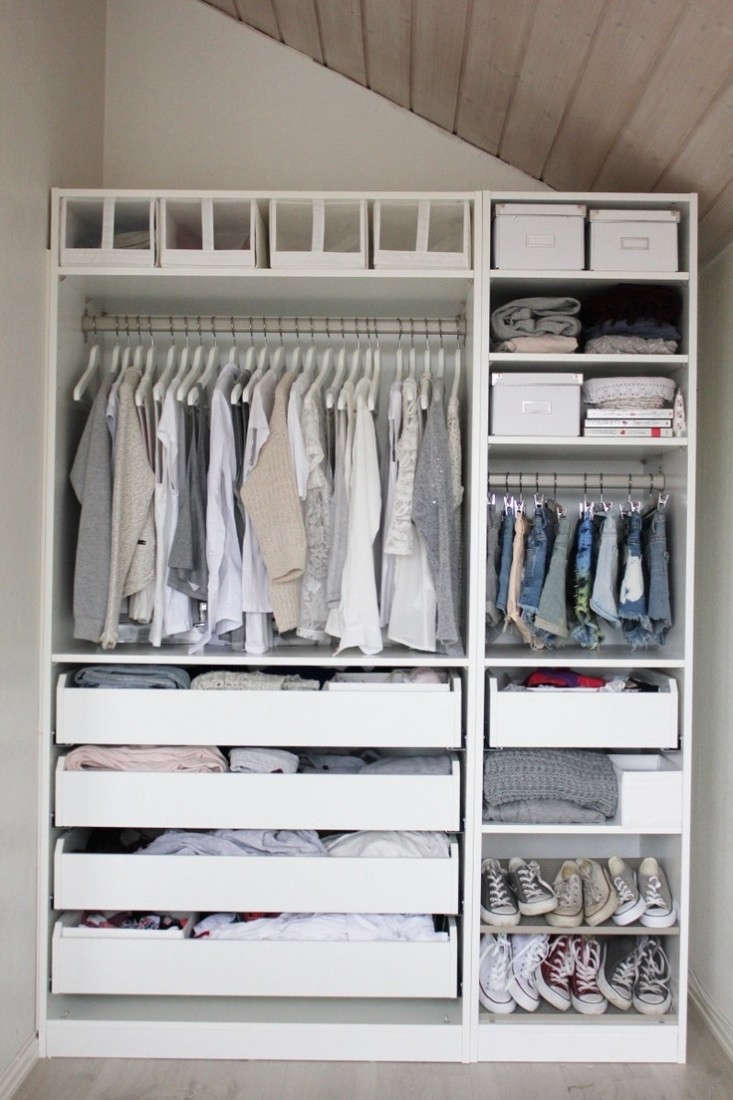 10 Easy Pieces Modular Closet Systems High To Low