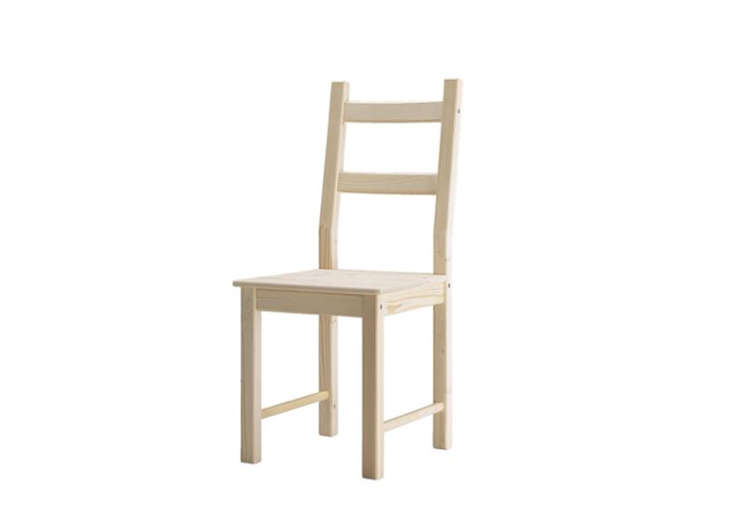 unfinished windsor chairs tommy bahama folding chair 10 easy pieces: wood dining for under $200 - remodelista