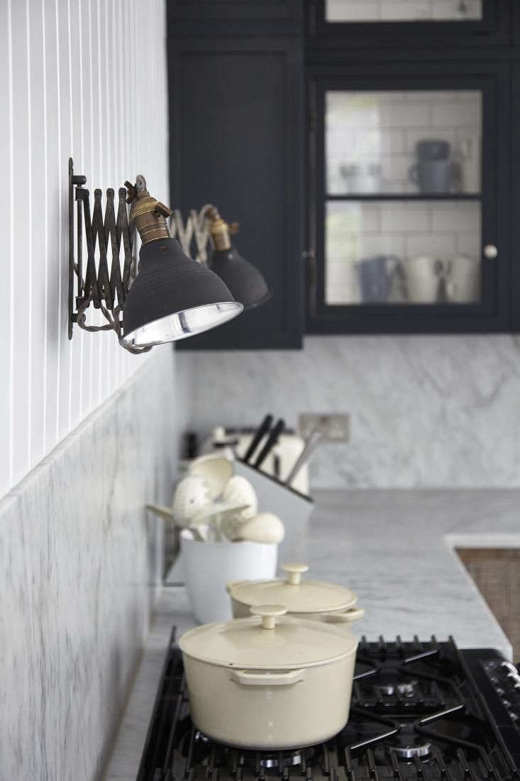 11 Best Industrial Style Black Sconces For The Kitchen Remodelista