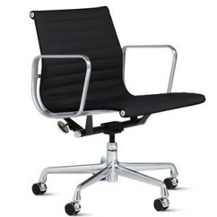 Eames Aluminum Chair Cover Wholesale Management Vicenza Leather