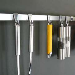 Kitchen Rail System Country Faucets Open Storage Systems Remodelista
