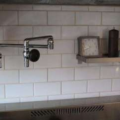 Kitchen Pot Filler Cabinets Cheap Domestic Dispatches Why Your Needs A Faucet Above Julie S With The Stove